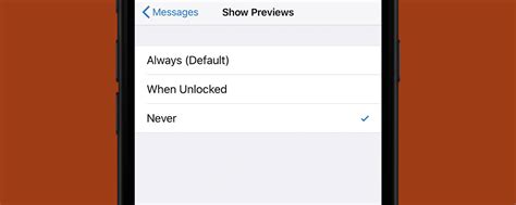 hide text messages iphone how to hide text messages on iphone by hiding imessages or 1272