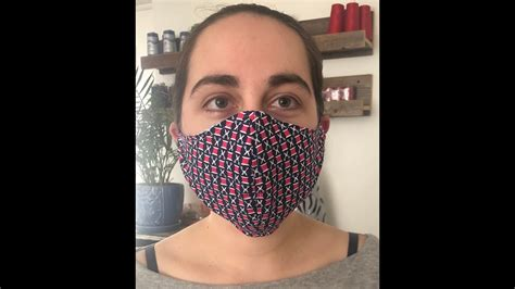 tutorial  craftpassioncom face mask youtube