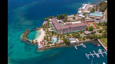 palau royal resort  video review   luxury hotel