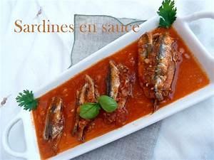 Filet De Sardine : chtitha sardine filet de sardine en sauce le blog de ~ Nature-et-papiers.com Idées de Décoration