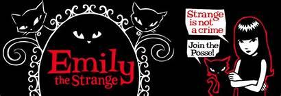 Emily Strange Perfume Strangers Terrible Waste Mind