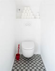 Comment Transformer Ses Wc En Espace Déco : toilettes wc innovantes optimisant l 39 espace ~ Melissatoandfro.com Idées de Décoration