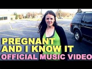 """""""Pregnant and I Know It"""" OFFICIAL MUSIC VIDEO (Parody of ..."""