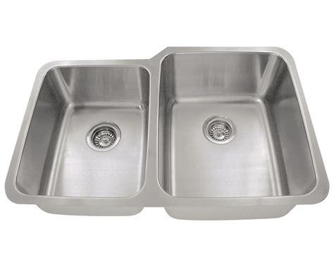satin finish stainless steel kitchen sinks 513r offset bowl stainless steel kitchen sink 9270