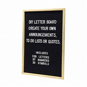 diy letter board kmart With board that you put letters on