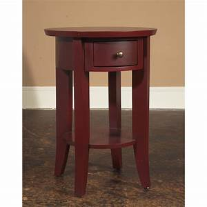 Coe, Limited, Tall, Round, Side, Table, By, Oj, Commerce, 296, 99