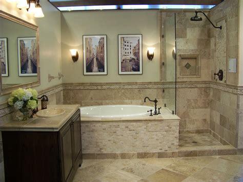 travertine bathroom tile ideas travertine bathroom floor tile designs mixture of