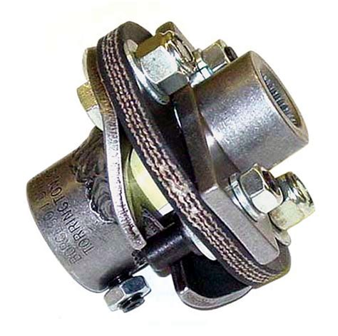borgeson power  manual steering rag joint coupler deluxe