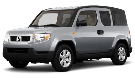 2010 Honda Element Reviews, Images, And Specs
