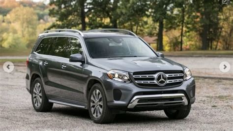 2018 Mercedes Benz Gls450 Is The Best Large Suv