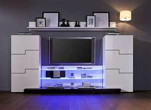 Meuble Tv Carrefour : meuble tv a led pas cher d coration d 39 int rieur table basse et meuble cuisine ~ Teatrodelosmanantiales.com Idées de Décoration