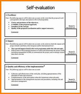 how to write a self reflection paper