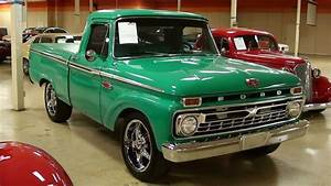 1966 Ford F100 Pickup 352 V8