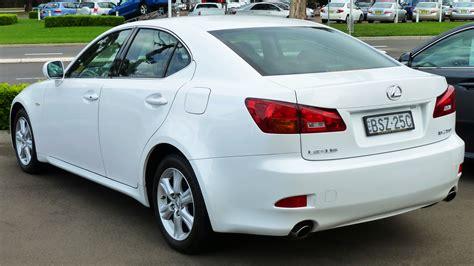 lexus coupe 2007 lexus is 250