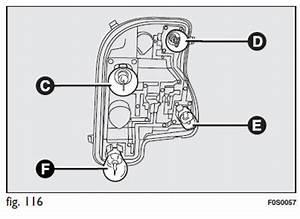 Feu Arriere Fiat 500 : fiat 500 groupes optiques arri re remplacement d 39 une ampoule ext rieure situations d ~ Melissatoandfro.com Idées de Décoration