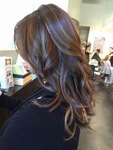 Ombré Hair Marron Caramel : marron y caramelo en las mechas balayage en 2019 ~ Farleysfitness.com Idées de Décoration