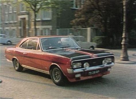 1971 Opel Rekord Sprint Coupé [c] In