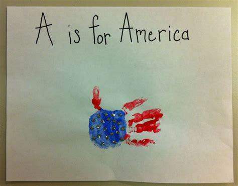 Handprint Craft & Letter A Craft  Baby Art Pinterest