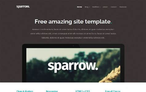 high quality  bootstrap template