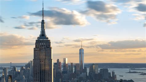 empire state building nyc observation decks curbed ny