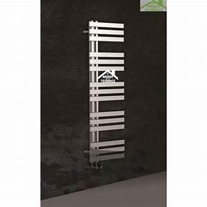 Radiateur Seche Serviette Design : radiateur s che serviette design vertical verona 50x120 cm ~ Premium-room.com Idées de Décoration