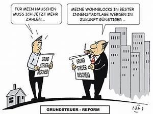 Grundsteuer Mieter Berechnen : grundsteuer reform von jotka politik cartoon toonpool ~ Themetempest.com Abrechnung