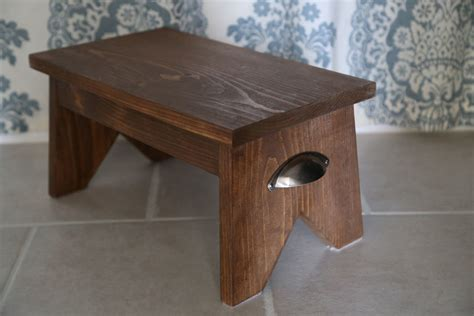 simple  single step stool ana white
