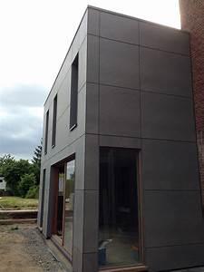 Bardage Fibre Ciment : bardage en fibrociment b toitures ~ Farleysfitness.com Idées de Décoration