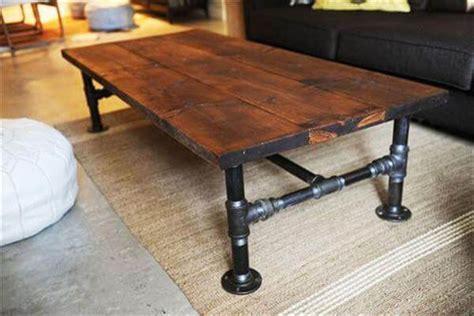 9 DIY Coffee Table Design Ideas   DIY and Crafts