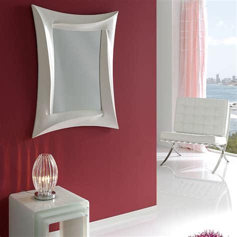 miroir laque blanc brillant miroir laque blanc brillant maison design modanes