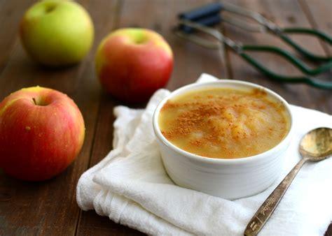 fashioned applesauce