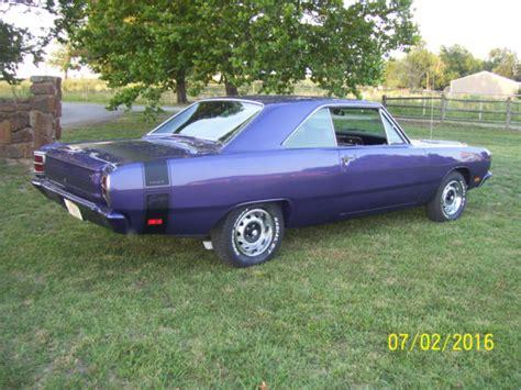 1969 Dodge Dart Swinger 340 4-speed * Classic Car * Muscle