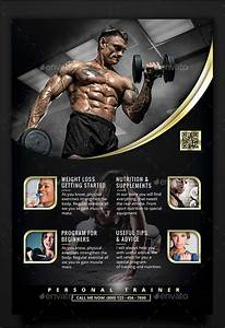 48 printable fitness flyers psd eps word formats
