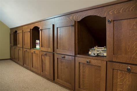 amish cabinet company oak park attic built in storage amish cabinet company