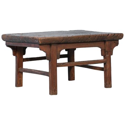small side coffee tables antique chinese elm side table or small coffee table