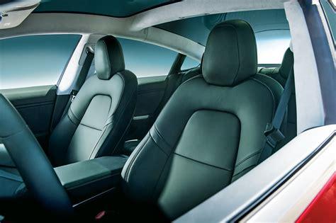 12+ Tesla 3 Ride Comfort Background