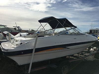 Boat Diesel Prices by Bayliner 602 Cuddy Diesel Boat Boats For Sale Uk