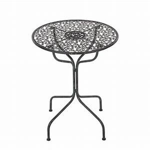 Gartentisch Metall Antik : preisvergleich eu gartentisch rund 70 cm ~ Watch28wear.com Haus und Dekorationen