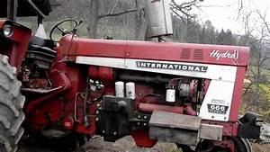 Farmall 666 Diesel Hydro Low Idle