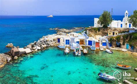 appartamenti milos grecia affitti milos per vacanze con iha privati