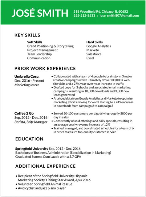What To Put On Resume With No Work Experience by How To Customize Your Resume For Each You Apply To