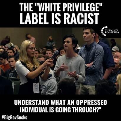 Privilege Racist Trump