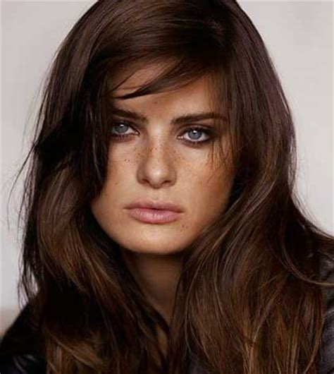 Top Ten Brown Hair Colors by 10 Best Hair Color Shades
