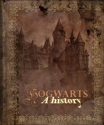 Potter Harry Hogwarts History Covers Books Magical
