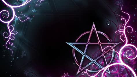 Pentagram wallpaper   (132101)
