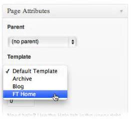 create new page template for blog in genesis creating a custom page template for genesis