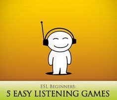 Best 25+ Listening Games Ideas Only On Pinterest  Listening Activities, Free Games For Children