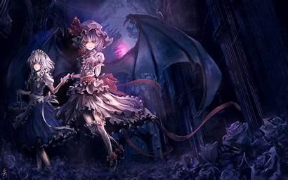 Anime Wallpapers Dark Scenery