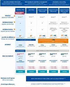 Forfait Telephone Pro : nouvelles offres 4g et bbox pour les pro chez bouygues telecom comparatif et test adsl et fibre ~ Medecine-chirurgie-esthetiques.com Avis de Voitures