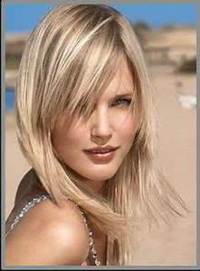 Coiffure Blonde Mi Long : coiffure mi long cheveux fins coupe pinterest long cheveux fins coiffure mi long et longs ~ Melissatoandfro.com Idées de Décoration
